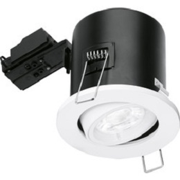 Enlite Adjustable Fire Rated GU10 Downlight