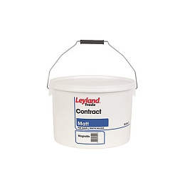 Leyland Trade Contract Magnolia Matt Emulsion Paint 10L