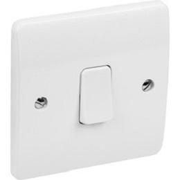 MK Light Switch 1 Gang