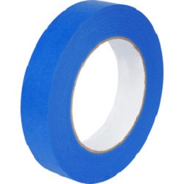 Professional UV Resistant Masking Tape 25mm x 50m