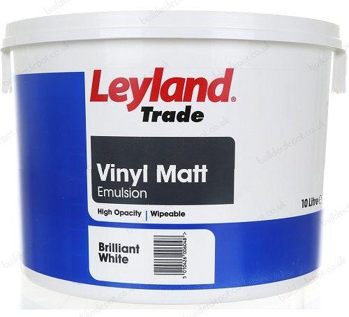 leyland vinyl matt 10l